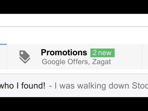 Gmail's New Inbox